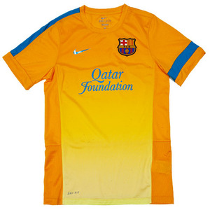12-13 Barcelona Training Top III