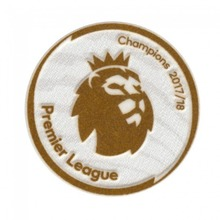 17-18 Premier League Champions Patch (18/19 Manchester City)
