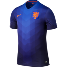 14-15 Netherland (Holland/KNVB) Away
