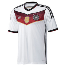 [해외][Order] 14-15 Germany (DFB) Boys Home (4 Star & WorldCup Champions Patch) - KIDS