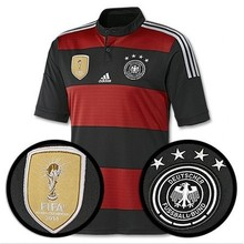 [해외][Order] 14-15 Germany (DFB) Boys Away (4 Star & WorldCup Champions Patch) - KIDS