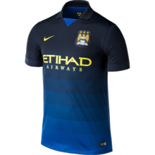 [Order] 14-15 Manchester City Boys UCL (Champions League) Away - KIDS
