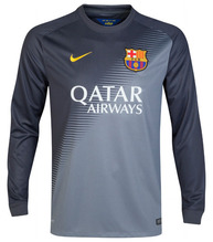 [해외][Order] 14-15 FC Barcelona Home Goalkeeper Shirt