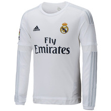 15-16 Real Madrid (RCM) Home L/S