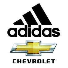 Back Spon | ADIDAS/CHEVROLET | White/Red/Grey/Black/Silver