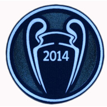 2014 UEFA Champions League(UCL) WINNERS Patch