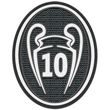 UEFA Champions League(UCL) Badge OF HONOUR(BOH) 10 (La Decima)