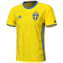 16-17 Sweden(SVFF) Home Jesey
