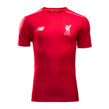 [해외][Order] 16-17 Liverpool(LFC)  Elite Training Pre Match T-Shirt - High Risk Red