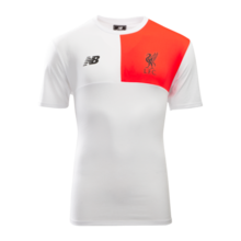[해외][Order] 16-17 Liverpool(LFC)  Elite Training Cotton T-Shirt - White