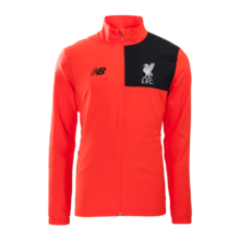 [해외][Order] 16-17 Liverpool(LFC)  Elite Training Presentation jacket - Flame Red