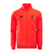 [해외][Order] 16-17 Liverpool(LFC)  Elite Training Walk Out Jacket - Flame Red