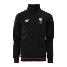 [해외][Order] 16-17 Liverpool(LFC)  Elite Training Walk Out Jacket - Black