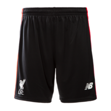[해외][Order] 16-17 Liverpool(LFC)  Elite Training Knitted Short - Black