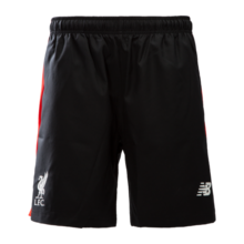 [해외][Order] 16-17 Liverpool(LFC)  Elite Training Woven Short - Black