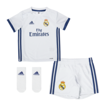 [해외][Order] 16-17 Real Madrid(RCM) Home Mini Kit - BABY