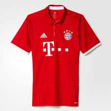 [해외][Order] 16-17 Bayern Munich Home - Authentic