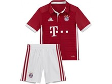 [해외][Order] 16-17 Bayern Munich Home Mini Kit - INFANTS