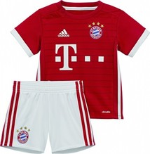 [해외][Order] 16-17 Bayern Munich Home Mini Kit - BABY