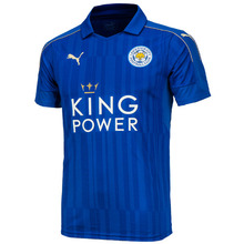 16-17 Leicester City UCL(UEFA Champions League) Home