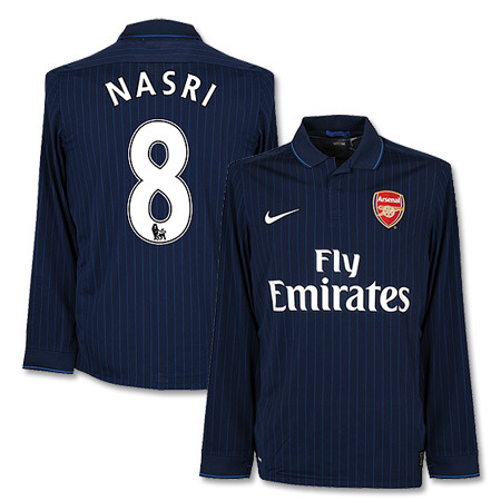 09-10 Arsenal Away L/S