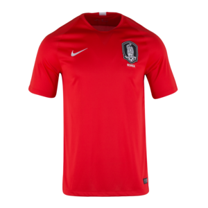 18-19 Korea(KFA) Boys Stadium Home Jersey - KIDS