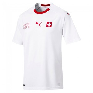 [해외][Order] 18-19 Switzerland Away Jersey
