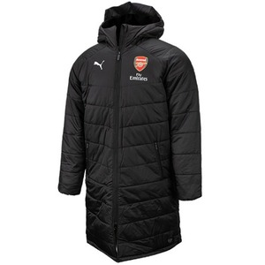 18-19 Arsenal Bench Long Jacket