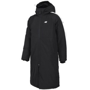 New Balance UNI Change Long Padding Jacket - Black