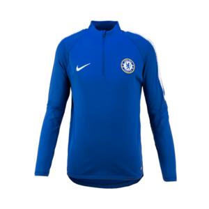 18-19 Chelsea Boys DryFit Squard Dill Top - KIDS