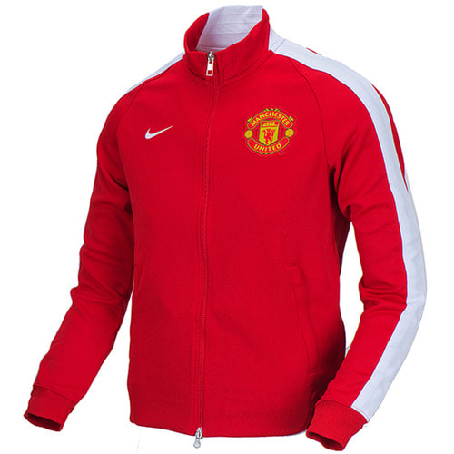 [해외][Order] 14-15 Manchester United N98 Authentic Jacket - Red