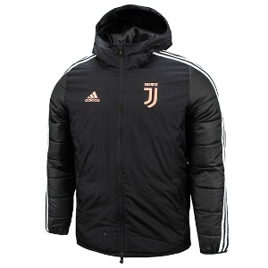 19-20 Juventus Padded Winter Jacket