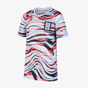 20-21 Korea(KFA) Youth BRT Pre Match Training Top - KIDS