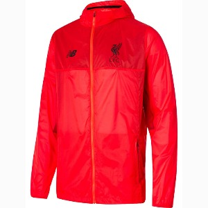 16-17 Liverpool(LFC)  Elite Training Rain Jacket - Flame