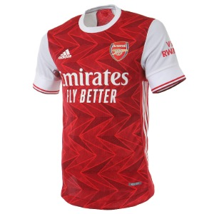 20-21 Arsenal Home Authentic Jersey - AUTHENTIC
