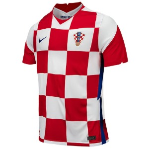 20-21 Croatia(HNS) Home Stadium Jersey
