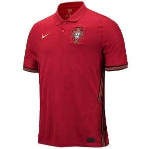 20-21 Portugal Home Stadium Jersey