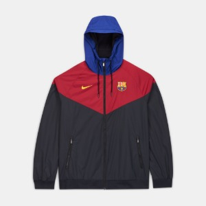20-21 Barcelona NSW Authentic Windrunner Woven Jacket
