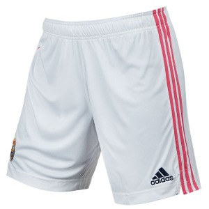 20-21 Real Madrid Home Shorts