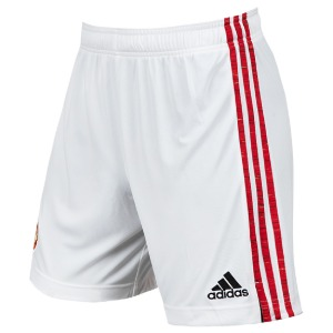 20-21 Manchester United Home Shorts
