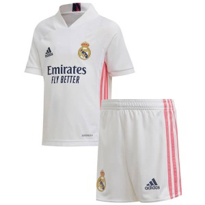 20-21 Real Madrid Home Mini KIT- KIDS