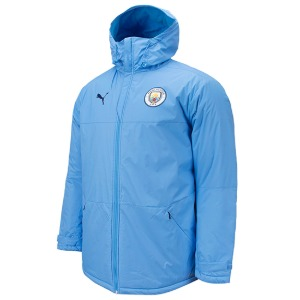 20-21 Manchester City Training Winter Jacket