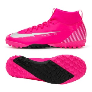 Junior MECURIAL SuperFly 7 Academy EMBAPPE Rosa TF - KIDS (DB5616611)
