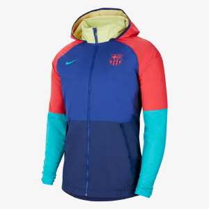 20-21 Barcelona AllWeather Fan Graphic LTE Jacket (CI9188455)