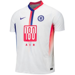 20-21 Chelsea Breathe Stadium Air Max Jersey (CW3880101)