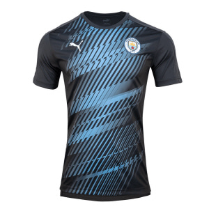 20-21 Manchester City Stadium Leisure Jersey (75676525)