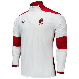 20-21 AC Milan Training 1/4 Zip Top (75819302)