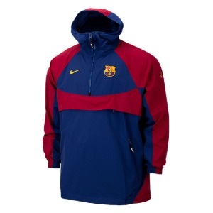 20-21 Barcelona NSW RE-ISSUE Woven Hoodie Jacket (CW2934455)