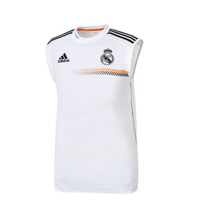 13-14 Real Madrid (RCM) Training SL Jersey