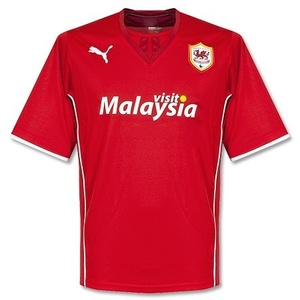 [해외][Order] 13-14 Cardiff City Boys Home - KIDS